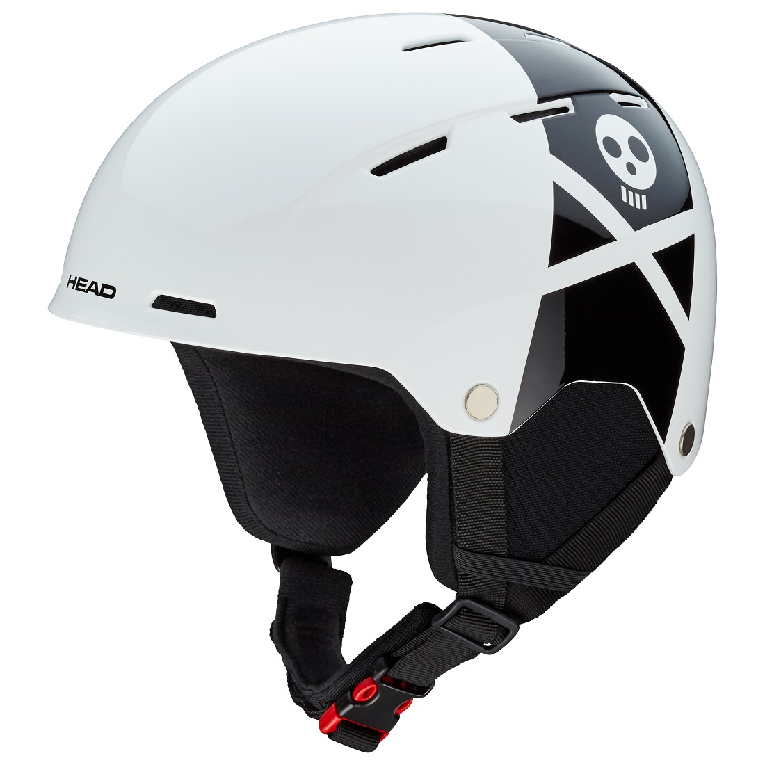 Шлем HEAD TAYLOR Rebels XXS white/black
