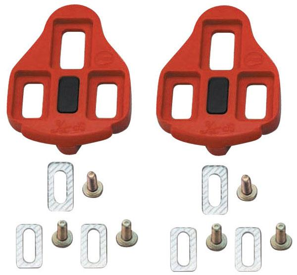 Шипы WELLGO Road Cleat Set red